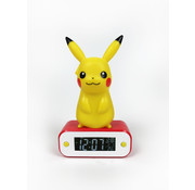 Teknofun Teknofun Pokemon Radio Clock - Pikachu