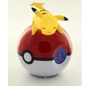 Teknofun Teknofun Pokemon Radio Clock Pokeball - Pikachu