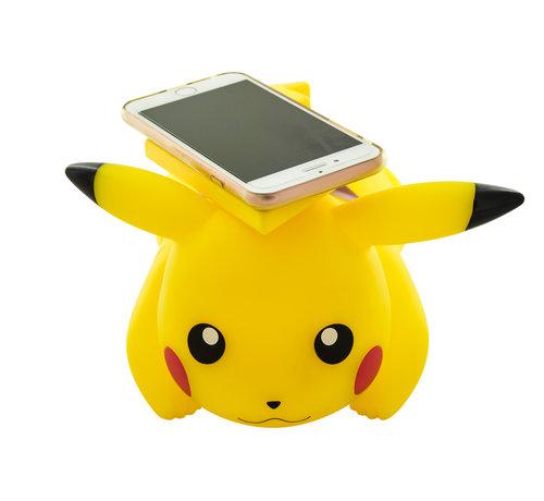 Teknofun Teknofun Pokemon Wireless Charger + Usb - Pikachu Kopen