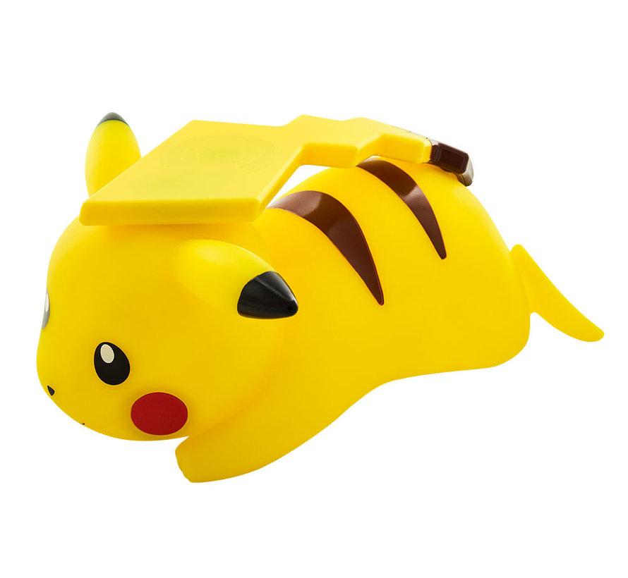 Teknofun Pokemon Wireless Charger + Usb - Pikachu Kopen