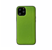 JVS Products iPhone XS Max Back Cover Hoesje - Stof Patroon - Siliconen - Backcover - Apple iPhone XS Max - Groen