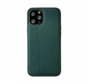 iPhone 11 Pro Back Cover Hoesje - Stof Patroon - Siliconen - Backcover - Apple iPhone 11 Pro - Groen