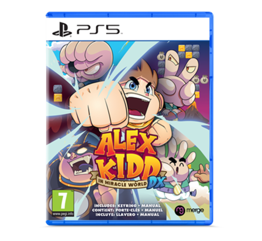 PS5 Alex Kidd In Miracle World DX  kopen