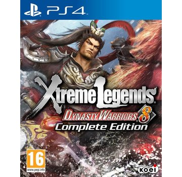 KOEI PS4 Dynasty Warriors 8: Xtreme Legends Complete Edition