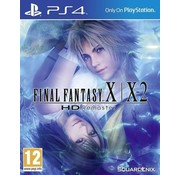 Square PS4 Final Fantasy X & X-2 HD Remaster
