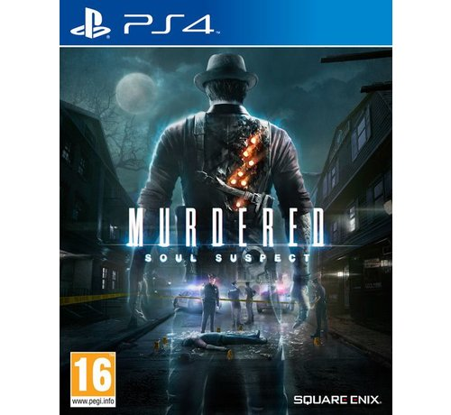 Square PS4 Murdered: Soul Suspect