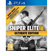 505 Games PS4 Sniper Elite 3 - Ultimate Edition