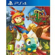 PS4 The Last Tinker: City Of Colors