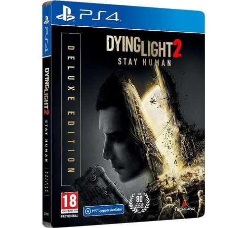 Techland PS4 Dying Light 2: Stay Human - Deluxe Edition kopen