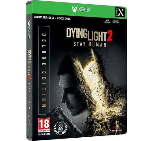 Techland Xbox One/Series X Dying Light 2: Stay Human - Deluxe Edition kopen