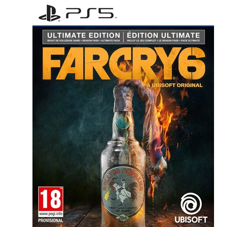 Ubisoft PS5 Far Cry 6 - Ultimate Edition kopen