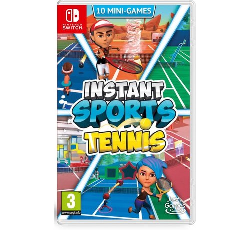 Just for Games Nintendo Switch Instant Sports Tennis kopen
