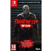 Black Tower Studios Nintendo Switch Friday the 13th: The Game - Ultimate Slasher Edition