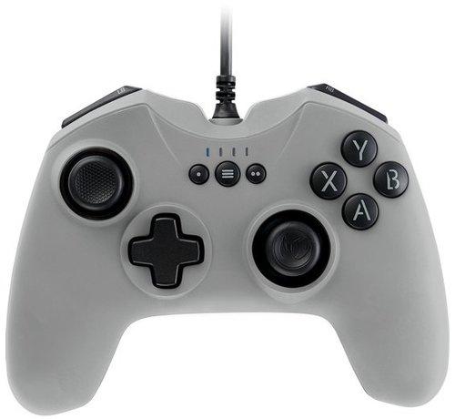 Nacon Nacon GC-100XF Wired Gaming Controller - PC - Grijs kopen