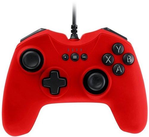 Nacon Nacon GC-100XF Wired Gaming Controller - PC - Rood kopen
