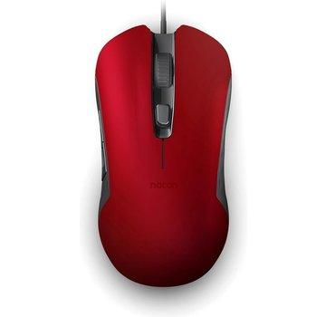 Nacon Nacon GM-110 Optische Gaming Muis voor PC - Rood