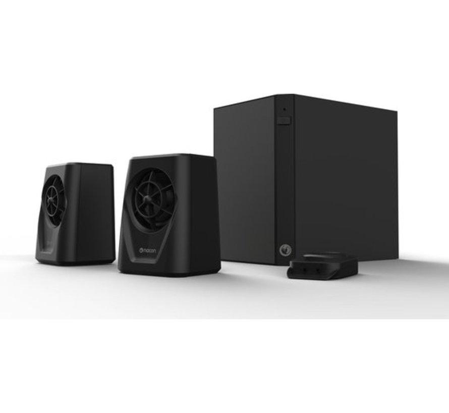 Nacon GA-200 2.1 Gaming Speakerset - PC/MAC - Zwart kopen