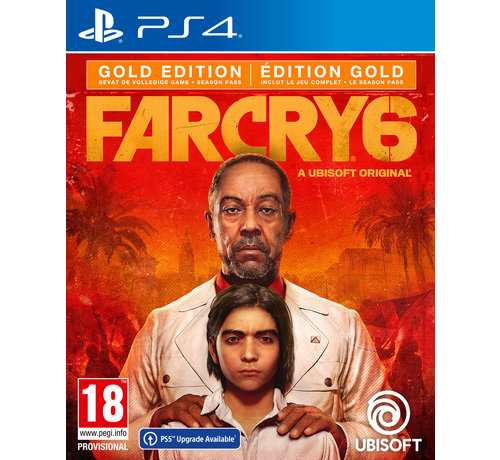 Ubisoft PS4 Far Cry 6 - Gold Edition kopen