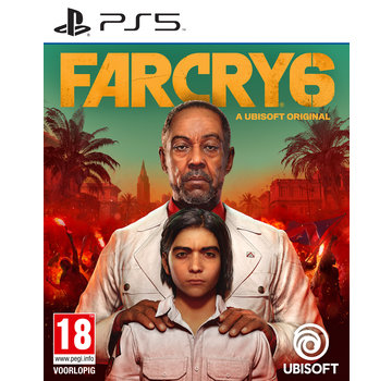 Ubisoft PS5 Far Cry 6