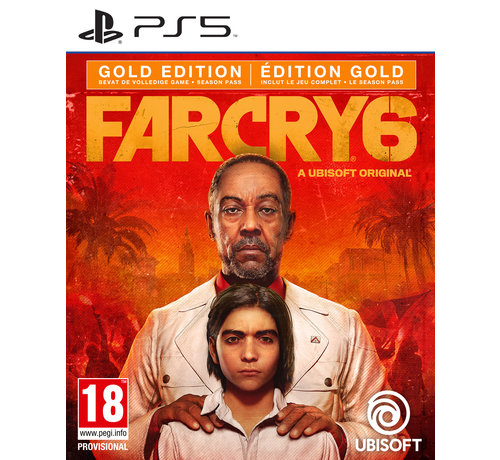 Ubisoft PS5 Far Cry 6 - Gold Edition kopen