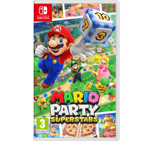 Nintendo Nintendo Switch Mario Party: Superstars kopen
