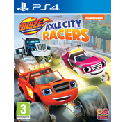 Bandai Namco PS4 Blaze and the Monster Machines: Axle City Racers