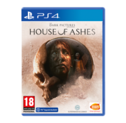 Bandai Namco PS4 The Dark Pictures Anthology: House of Ashes + Pre-Order Bonus