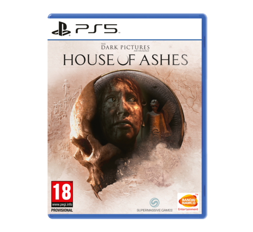 Bandai Namco PS5 The Dark Pictures Anthology: House of Ashes kopen