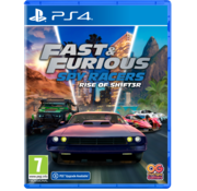 Bandai Namco PS4 Fast & Furious: Spy Racers Rise of SH1FT3R