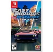 Bandai Namco Nintendo Switch Fast & Furious: Spy Racers Rise of SH1FT3R