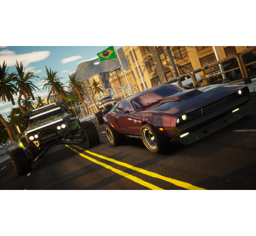 Nintendo Switch Fast & Furious: Spy Racers Rise of SH1FT3R kopen