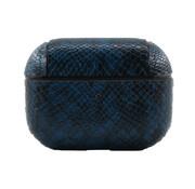 JVS Products Apple Airpods Pro Slangen Print Case - TPU - Hardcase - Apple Airpods - Blauw