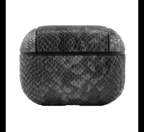 JVS Products Apple Airpods Pro Slangen Print Case - TPU - Hardcase - Apple Airpods - Grijs