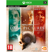 Bandai Namco Xbox One/Series X Triple Pack - The Dark Pictures Anthology