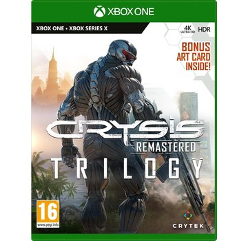 Deep Silver / Koch Media Xbox One/Series X Crysis - Remastered Trilogy