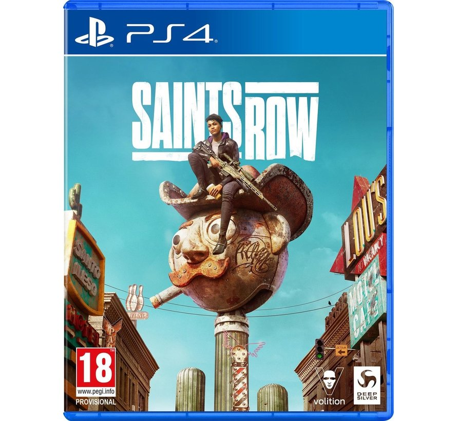 PS4 Saints Row - Day One Edition kopen