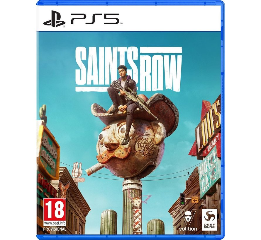 PS5 Saints Row - Day One Edition kopen
