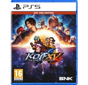 Deep Silver / Koch Media PS5 King of Fighters XV - Day One Edition