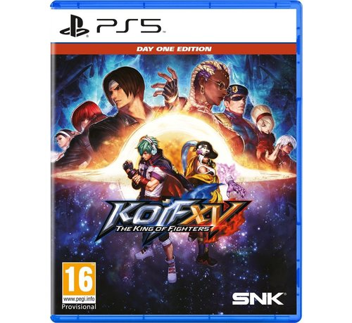 Deep Silver / Koch Media PS5 King of Fighters XV - Day One Edition kopen