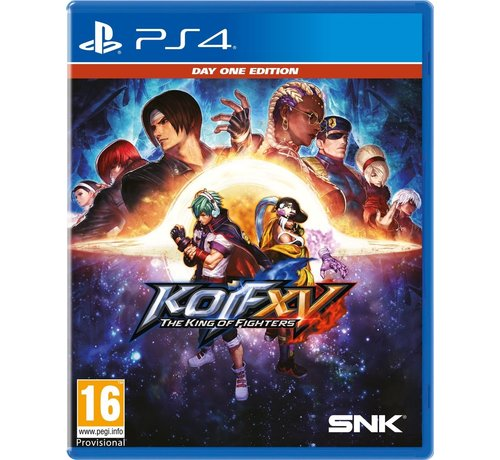 Deep Silver / Koch Media PS4 King of Fighters XV - Day One Edition kopen