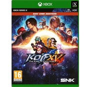 Deep Silver / Koch Media Xbox One/Series X King of Fighters XV - Day One Edition