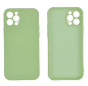 JVS Products iPhone 12 Back Cover Hoesje - TPU - Backcover - Apple iPhone 12 - Lichtgroen