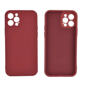 JVS Products Samsung Galaxy S21 Plus Back Cover Hoesje - TPU - Backcover - Samsung Galaxy S21 Plus - Rood