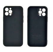 JVS Products Samsung Galaxy S21 Plus Back Cover Hoesje - TPU - Backcover - Samsung Galaxy S21 Plus - Zwart