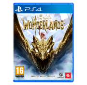 Take Two PS4 Tiny Tina's Wonderlands: Chaotic Great Edition + Pre-Order Bonus