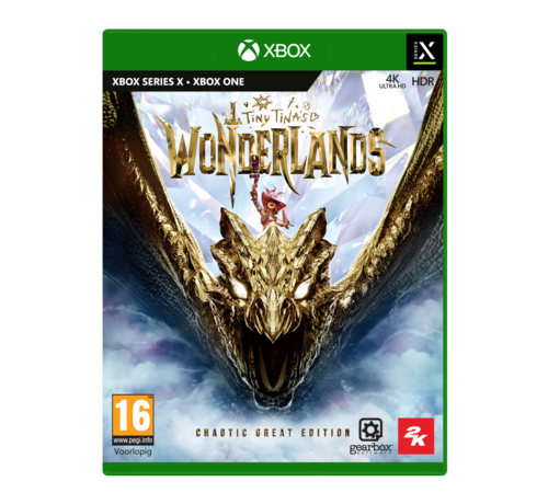 Take Two Xbox One/Series X Tiny Tina's Wonderlands Chaotic Great Edition + Pre-Order Bonus kopen