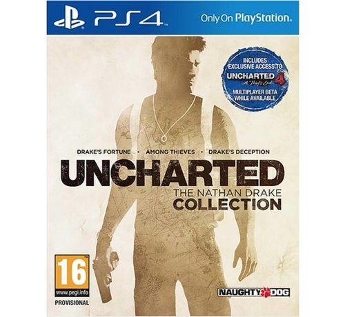 Sony PS4 Uncharted: The Nathan Drake Collection kopen