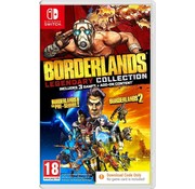 Take Two Nintendo Switch Borderlands - Legendary Collection (Code in a Box)