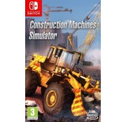 Playway Nintendo Switch Construction Machines Simulator (Code in a Box)