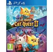 The Gentlebros PS4 Cat Quest + Cat Quest 2 - Pawsome Pack